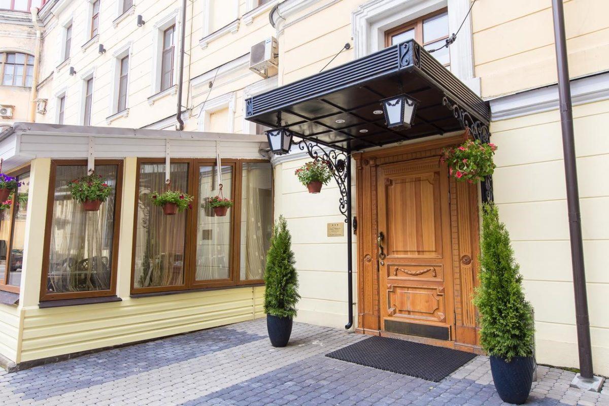 Moyka 5 Hotel