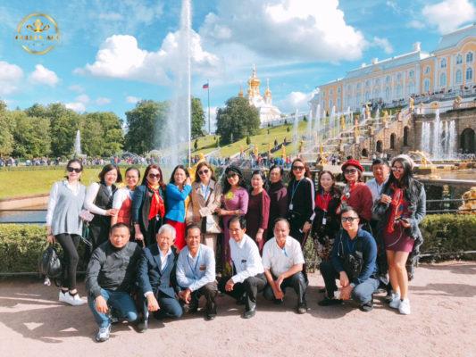 đài Phun Nước Lớn