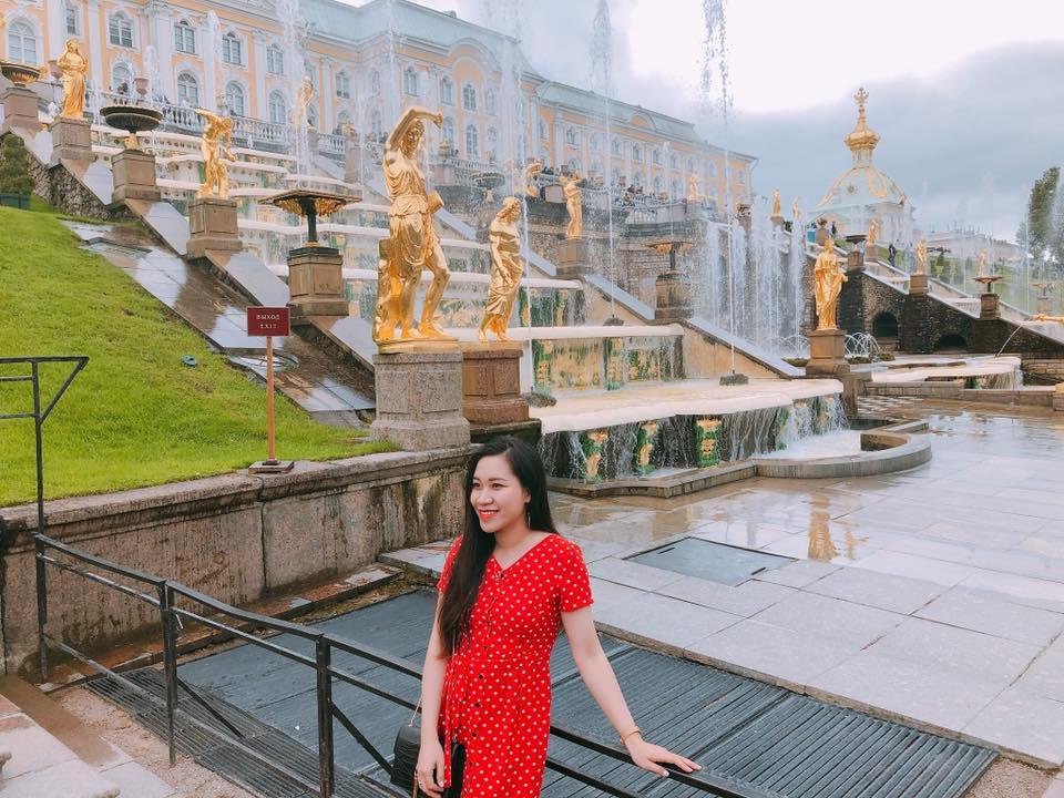 Cung điện mùa hè - Peterhof