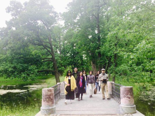 Công Viên Vườn Thượng Uyển