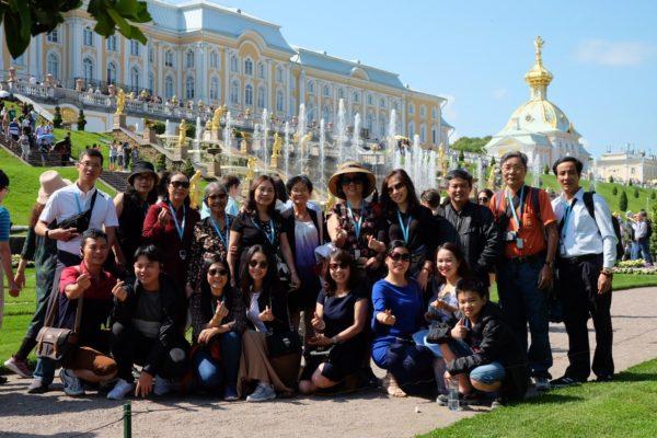 Cung điện Mùa Hè Peterhof