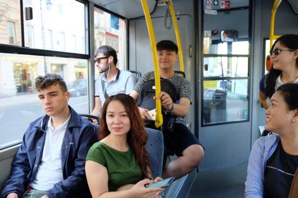 bus spb