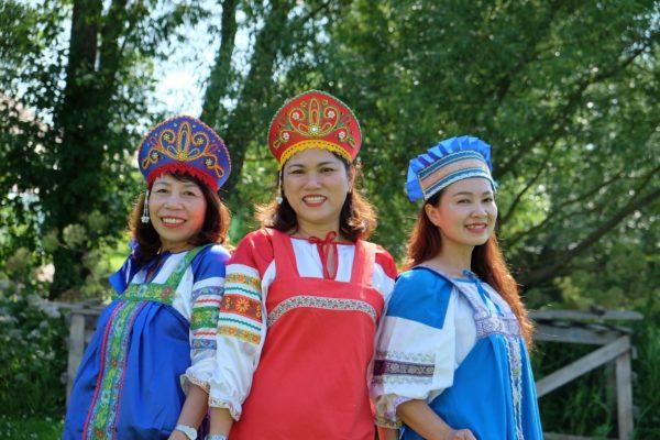 văn hóa Nga