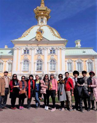 Cung điện Peterhof