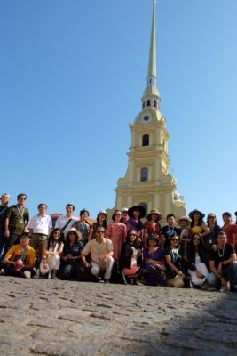 Pháo đài Petropavlovskaya