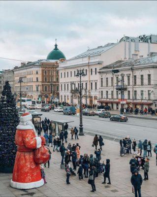 Giáng sinh tại Nga
