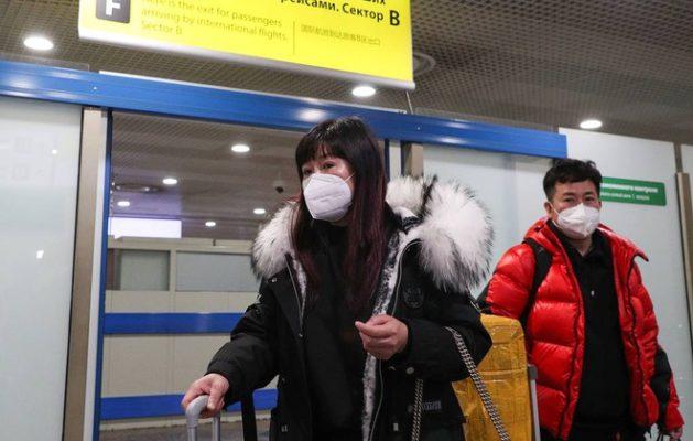 Nga tạm cấm công dân Trung Quốc nhập cảnh từ ngày 20/2. Ảnh: TASS
