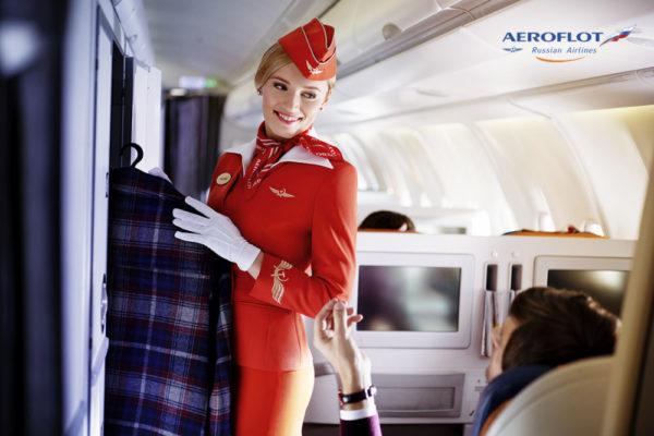 Aeroflot B Class