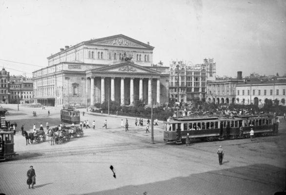 Moskva, Bolschoi Theater