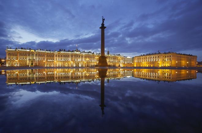 Cung điện Mùa đông Tháng 5