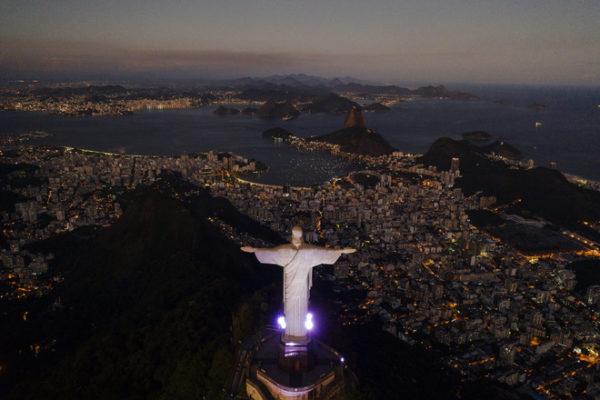 Tượng Chúa Ki Tô Brazil