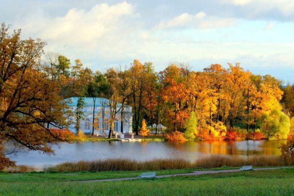 mùa thu Nga