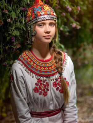 Phụ Nữ Các Dân Tộc Nga