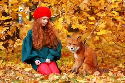 mùa thu vàng Nga